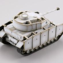 Ⅳ号戦車H型/冬期迷彩