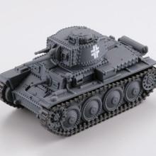 38(t)軽戦車/ジャーマングレー