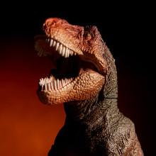 ソフビトイボックス ティラノサウルス(クラシックイメージカラー)