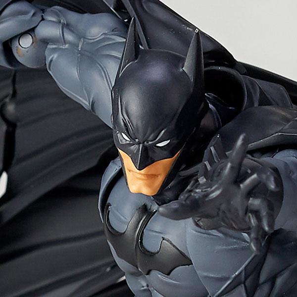 アメイジング・ヤマグチ 009 バットマン|リボルテック|海洋堂