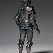 15世紀ゴチック式フィールドアーマー ブロンズ