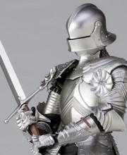 【KT Project】 KT-021 タケヤ式自在置物/15世紀ゴチック式フィールドアーマー シルバー