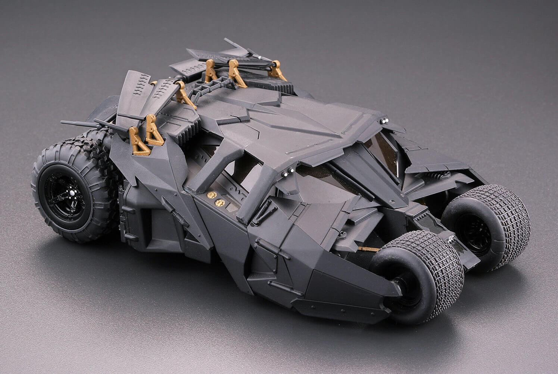 KAIYODO / 山口遺產 / DC / 黑暗騎士 / 蝙蝠俠 & 蝙蝠車 in 高譚市