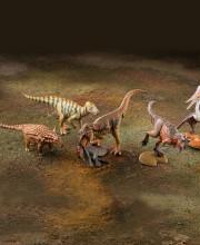 miniQ 恐竜造形最前線 全6種/1個400円