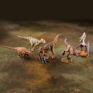 恐竜造形最前線