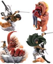 miniQ 進撃の巨人 絶望と反攻のヴィネットセレクション