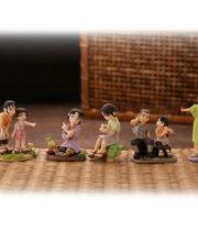 miniQ 「この世界の(さらにいくつもの)片隅に」ヴィネットコレクション 全5種/1個680円