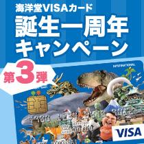 海洋堂VISAカード|第3弾