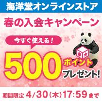 【ストア】春の入会キャンペーン開催中